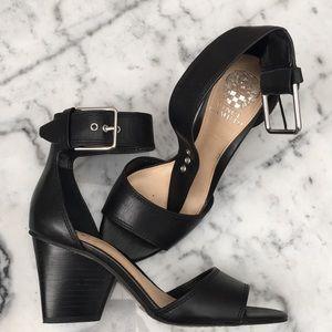 NWOT Vince Camuto Ankle Strap Sandals